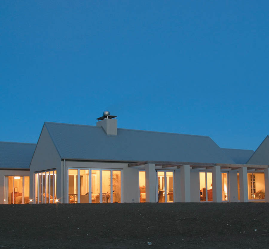 Beacon Point House Wanaka - Salmond Architecture