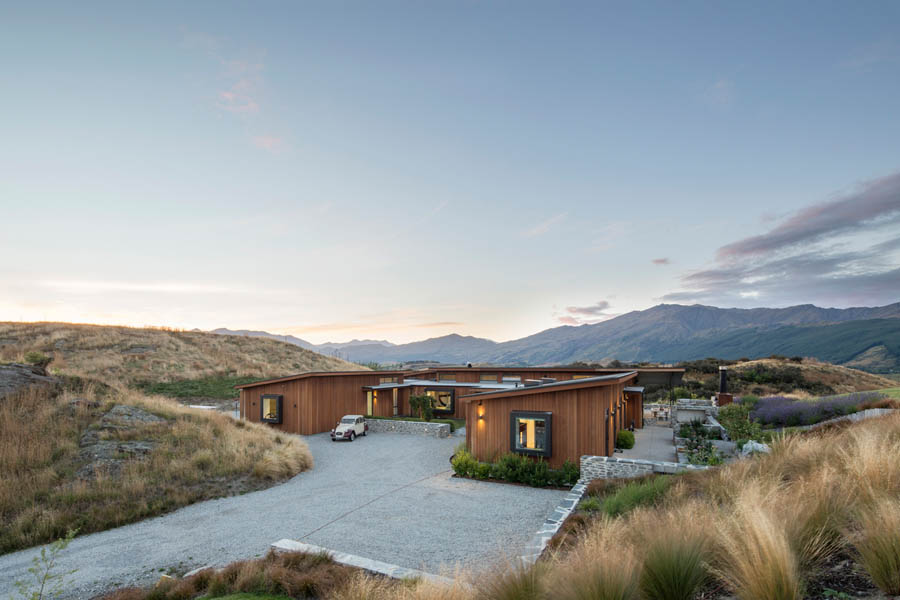 Salmond Architecture - Wanaka & Queenstown - Otago