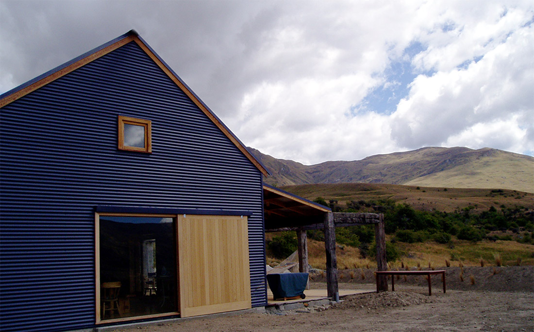 Woolshed Residential Architects Salmond Architecture
