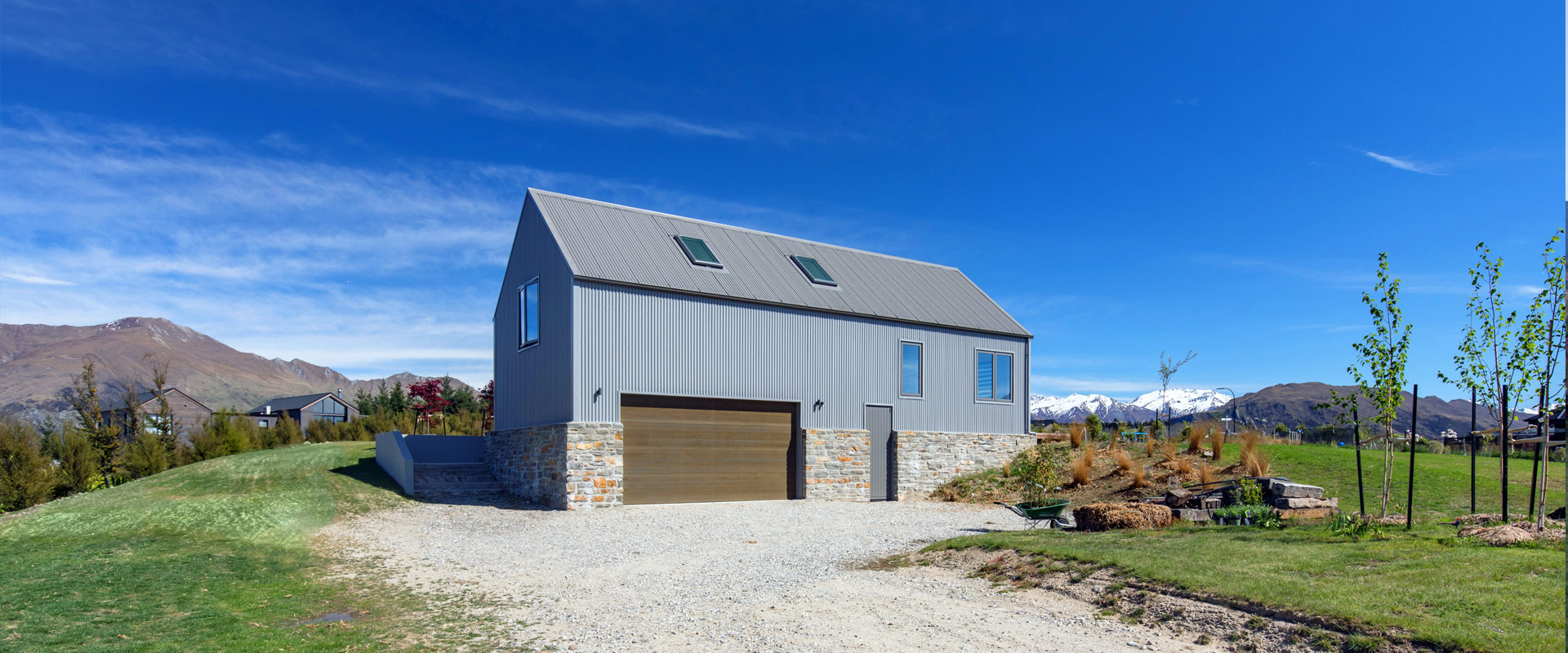 Salmond Architecture Residential and Commercial Wanaka Architects